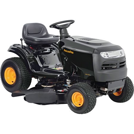 poulan pro 42 17 5 hp 6 speed gear gas front engine riding mower. Black Bedroom Furniture Sets. Home Design Ideas