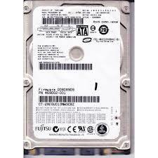 "Fujitsu Mobile 250GB 5400RPM 3Gbps SATA 2.5"" OEM HDD MHZ2..."