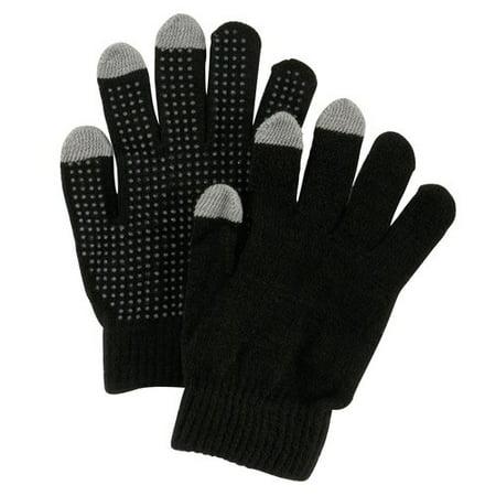 Generic - Dot Grip Magic Gloves, Black - Walmart.com