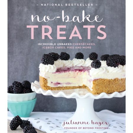 No-Bake Treats : Incredible Unbaked Cheesecakes, Icebox Cakes, Pies and - Halloween Pies Cakes