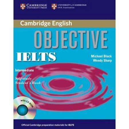 Series Cambridge Objective IELTS Intermediate ( Full books CD )
