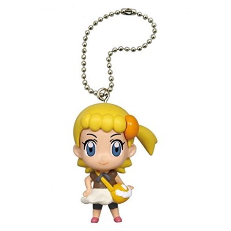 Takara Tomy Pokemon XY&Z Deformed Figure Series mini Keychain Mascot - Bonnie