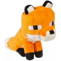 Minecraft Happy Explorer Fox Plush