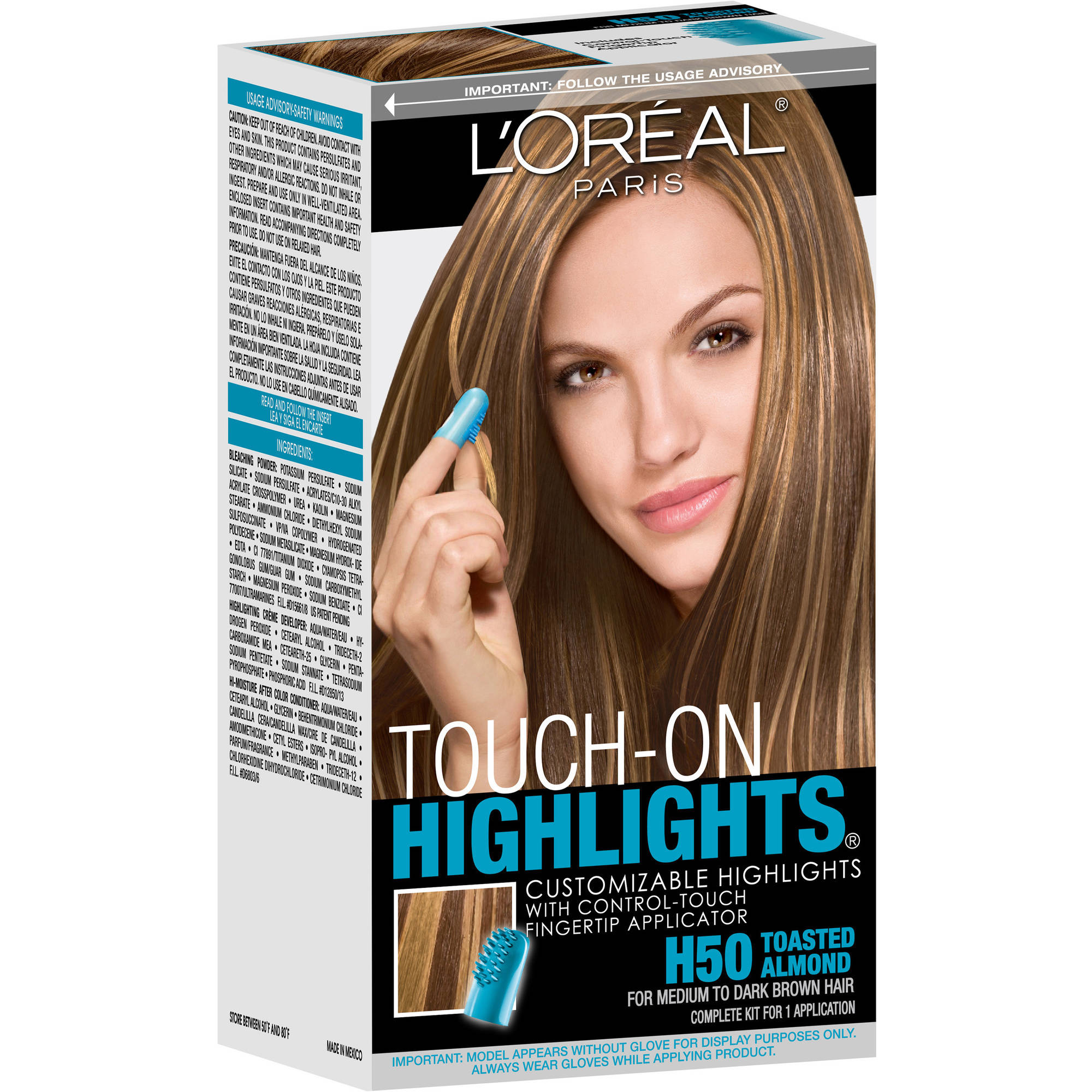 Loreal Loreal Touch On Highlights 1 Ea Walmart