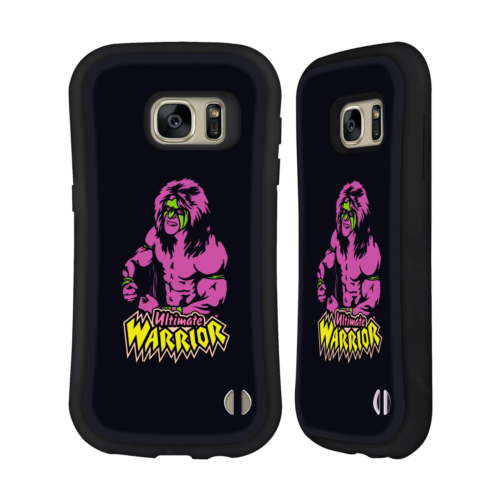 OFFICIAL WWE ULTIMATE WARRIOR HYBRID CASE FOR SAMSUNG PHONES