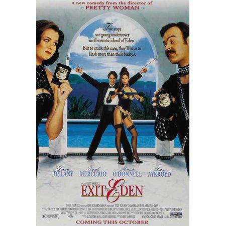 Exit To Eden Poster Movie B Mini Promo Walmart