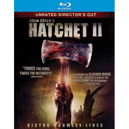 Top Halloween Films (Hatchet II (Blu-ray))