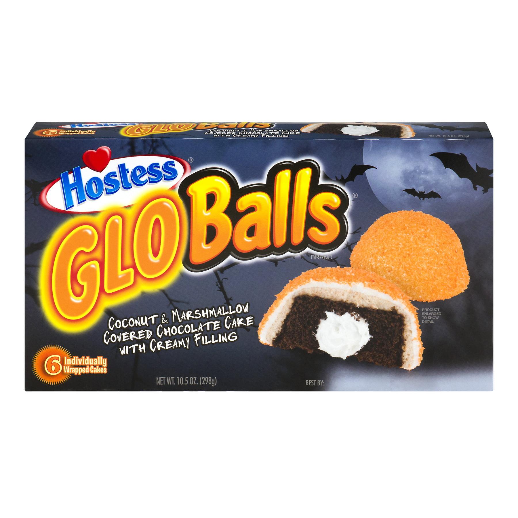 Hostess® GloBalls® Snack Cakes 10.5 oz. Box