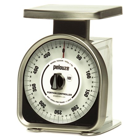 Metric Drawing Scales (Healthometer YG500R Metric Diaper Scale-500 g)