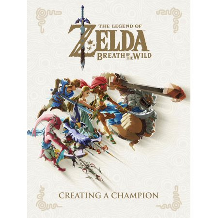 The Legend of Zelda: Breath of the Wild--Creating a Champion -