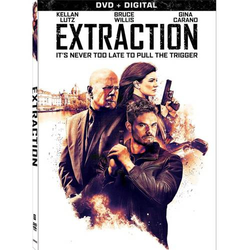 Extraction (DVD   Digital Copy) (With INSTAWATCH)