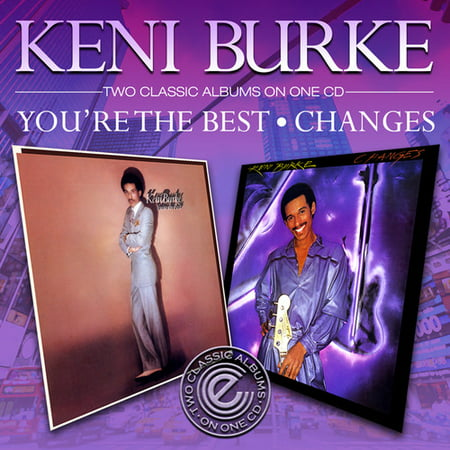 You're the Best / Changes (CD)