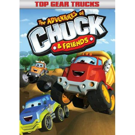 The Adventures of Chuck & Friends: Top Gear Trucks (DVD) ()