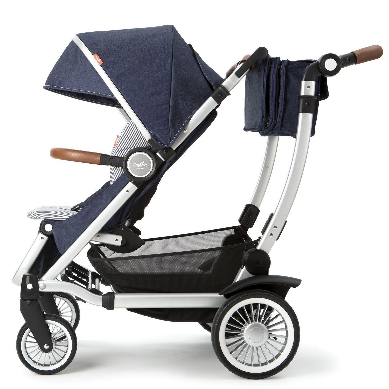 Entourage Stroller - Navy