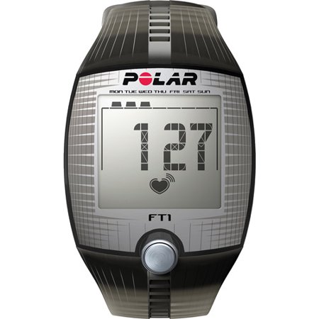Polar FT1 Heart Rate Monitor, Black ()