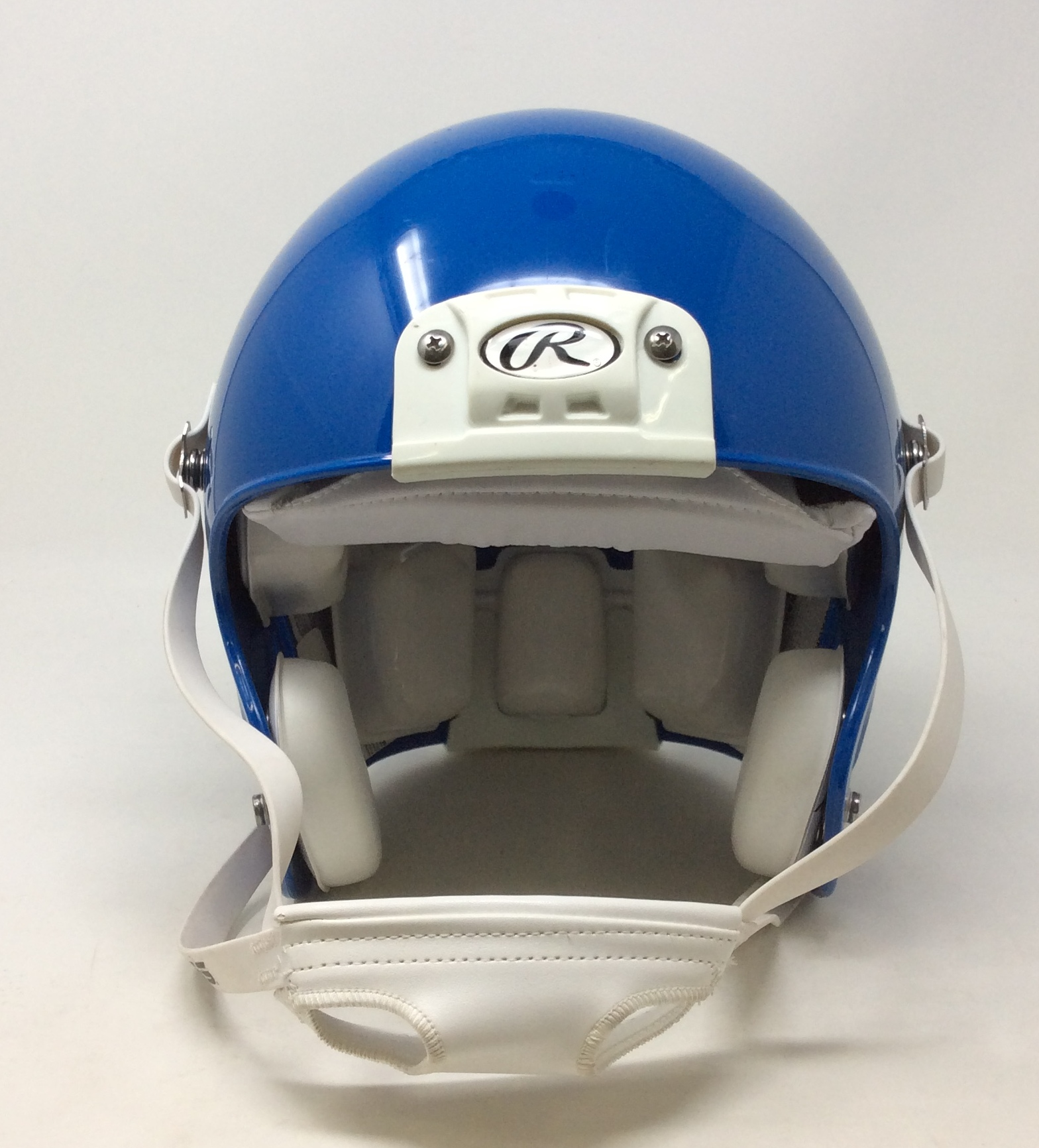 Rawlings Adult Impulse Football Helmet Royal Size Medium