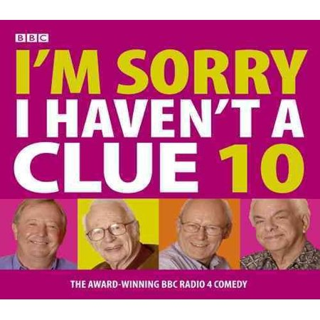 Im Sorry I Havent A Clue 10  Bbc Radio Collection   Audio Cd