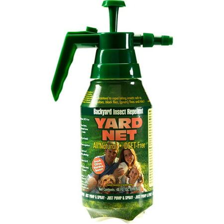 Liquid Fence 370 48 Oz Yard Net Backyard Insect Repellent ...