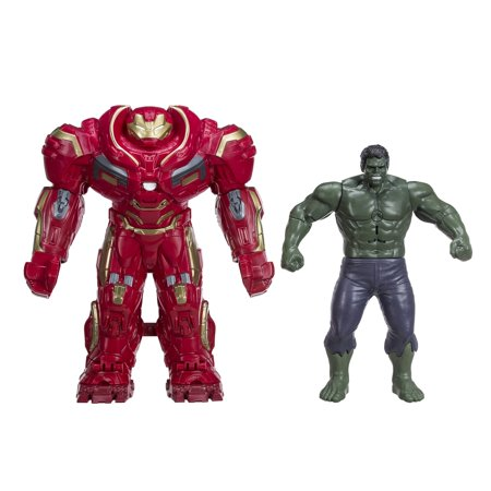 Marvel Avengers: Infinity War Hulk Out Hulkbuster - Marvel Hulk Hands