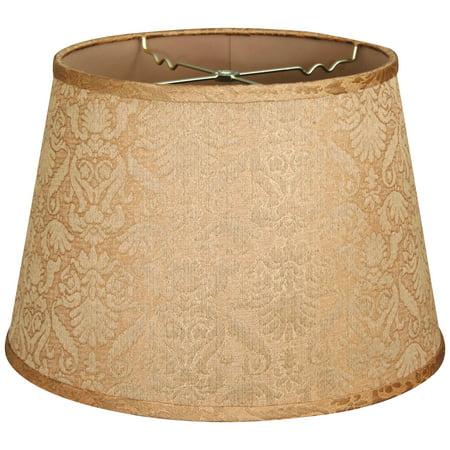 Gold Drum Shade - Royal Designs 18