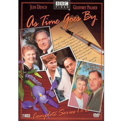 As Time Goes By: Complete Series 1 & 2 (Full Frame)