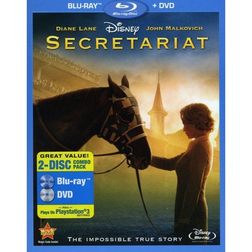 Secretariat (Blu-ray) (Widescreen)
