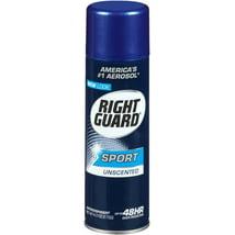 Deodorant: Right Guard Sport Spray