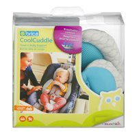 Brica Cool Cuddle Head & Body Support, 1.0 CT