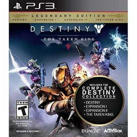 Refurbished Destiny  The Taken King   Legendary Edition   Playstation 3