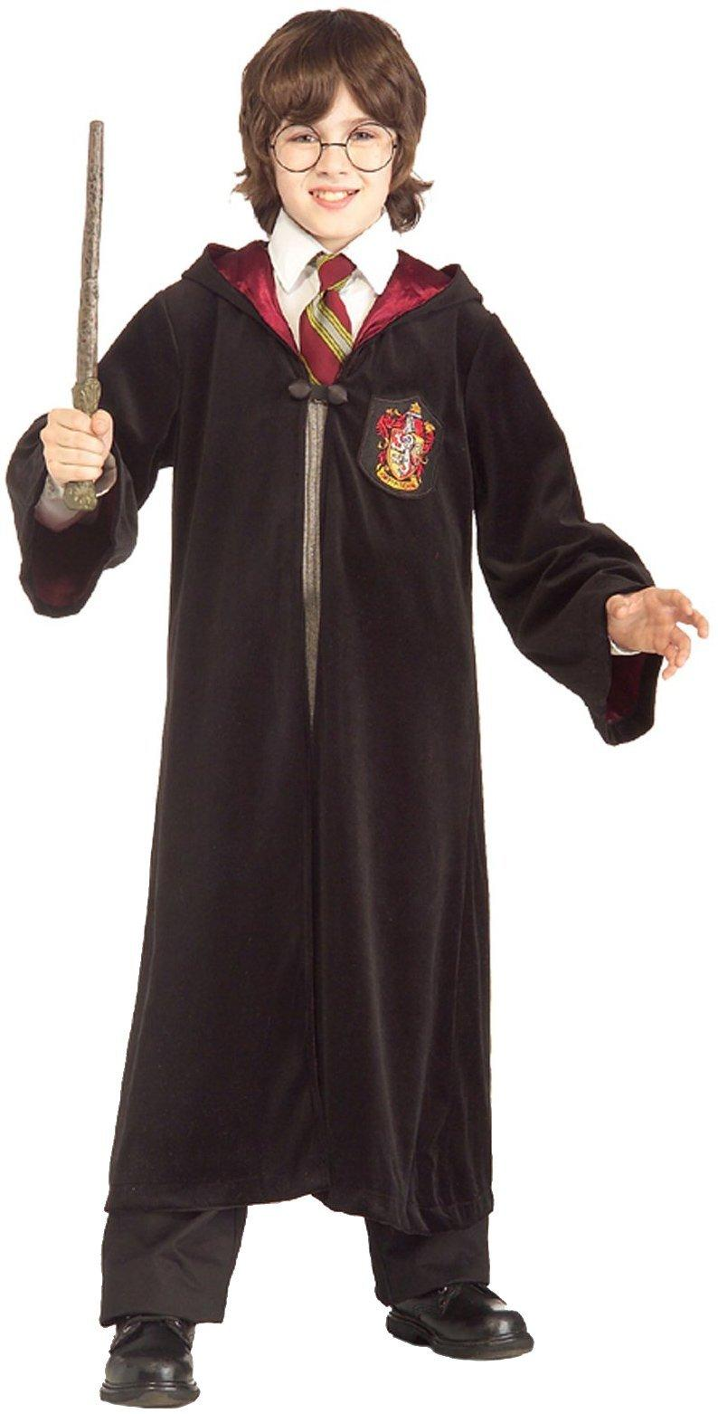 Harry Potter Premium Gryffindor Robe Child Costume by Rubies Costumes