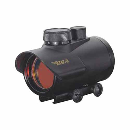 BSA Optics Red Dot, 42mm, 7.5MOA, Matte Finish