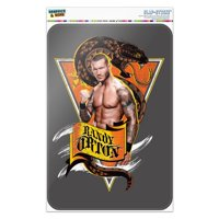 WWE Randy Orton Triangle Home Business Office Sign