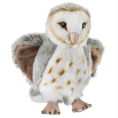 Wild Life Artist Barn Owl Plush](Stuffed Owl)