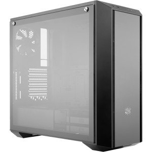 Cooler Master MasterBox Pro 5 RGB Tempered Glass Mid-Tower Computer Case