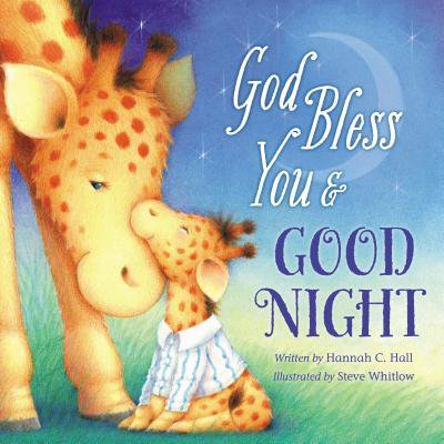 God Bless You and Good Night (Board Book) - Clinton Hall Halloween