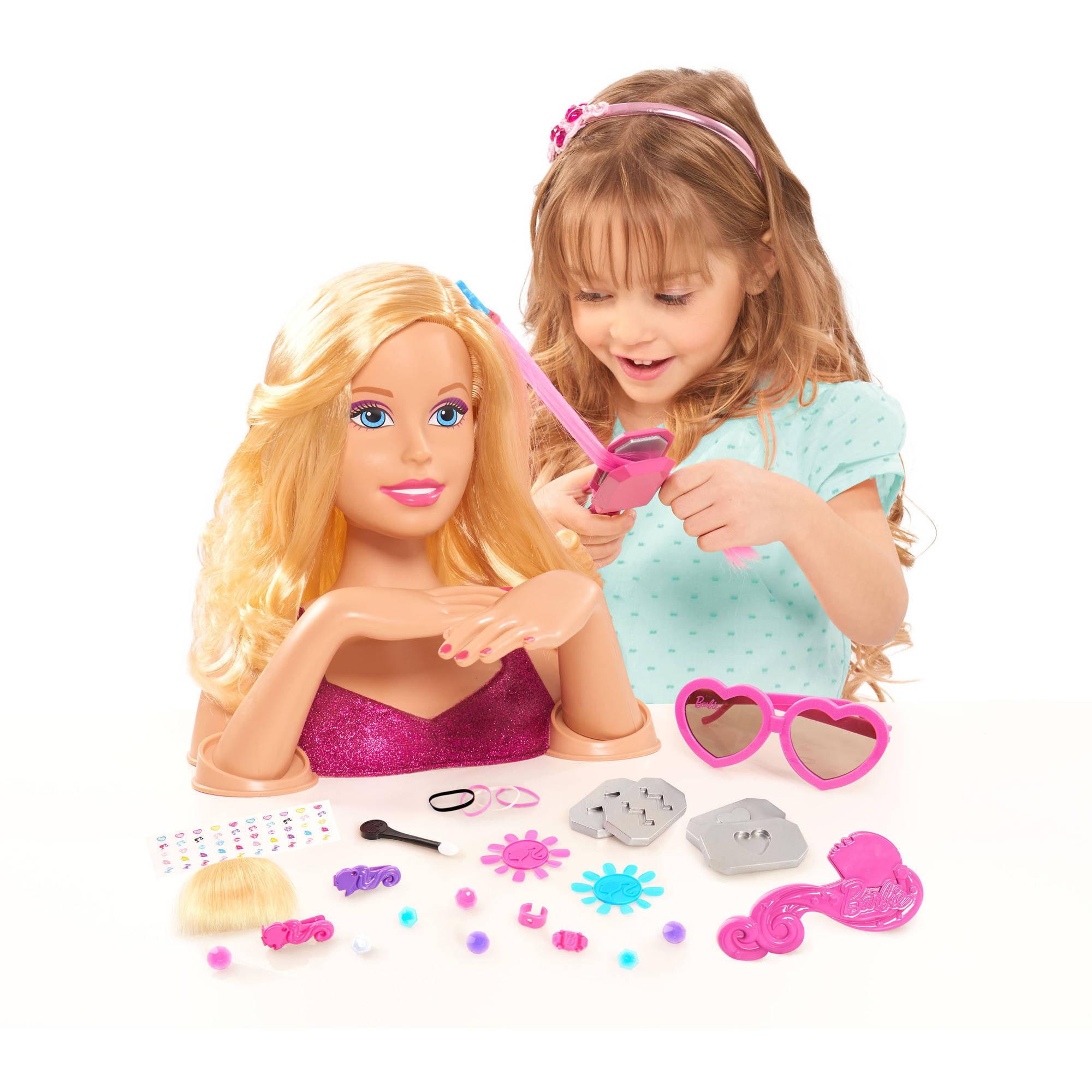 Barbie hair coloring games - Barbie Hair Coloring Games 22