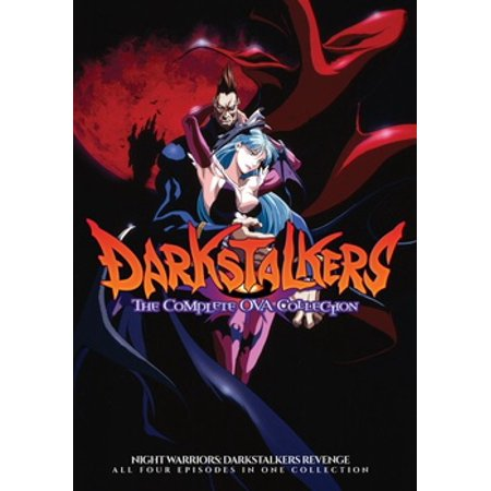 Night Warriors: Darkstalkers Revenge OVA Collection (Ai No Kusabi Ova 2 Part 2)