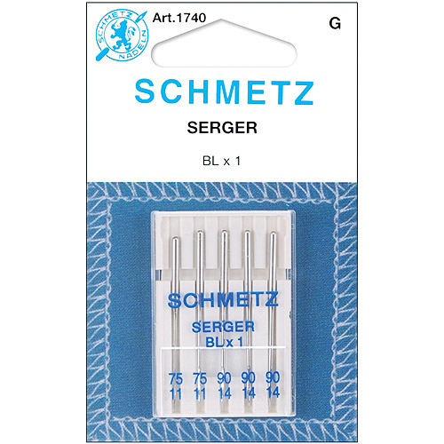 Schmetz Overlock Machine Needles