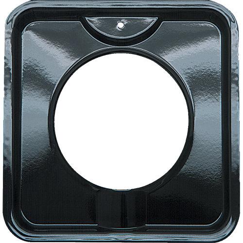 Range Kleen Small Porcelain Gas Drip Pan, Style I