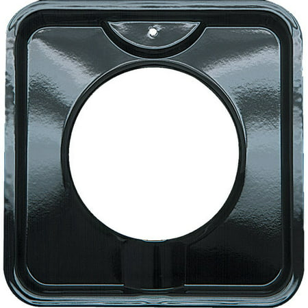 Range Kleen Small Porcelain Gas Drip Pan