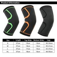 Copper Knee Support Compression Sleeve Brace Patella Arthritis Pain Relief Gym Unisex