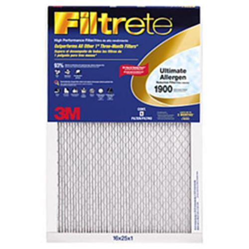 Filtrete MN17. 5X23. 5 1900 Ultimate Allergen Reduction Filter,  Pack Of 2