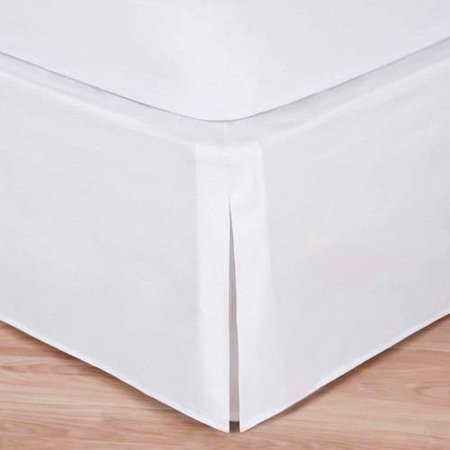 Levinsohn Magic Skirt Wrap-Around Tailored Bedding Bed Skirt