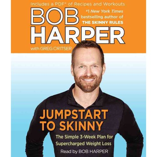 Jumpstart to Skinny: The Simple 3-Week Plan for Supercharged Weight Loss: Includes PDF