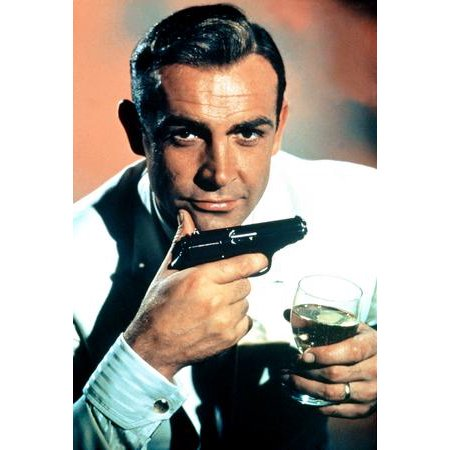 Sean Connery Poster 11x17 Mini Poster