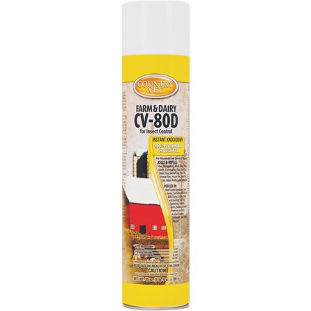 Country Vet CV-80D Fly Spray Aerosol ()