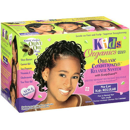 House of Cheatham Africas Best Kids Originals Relaxer System, 1