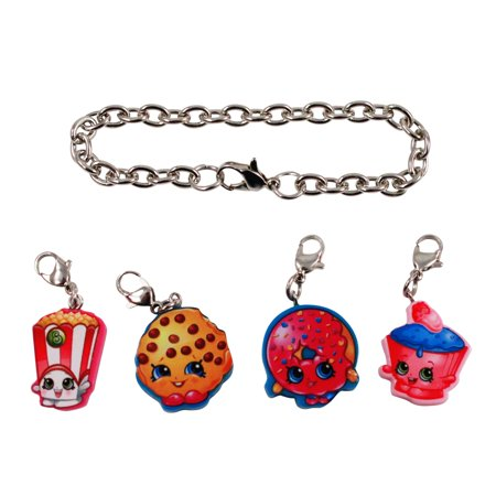 Moose Toys Kins Charm Bracelet With 4 Charms