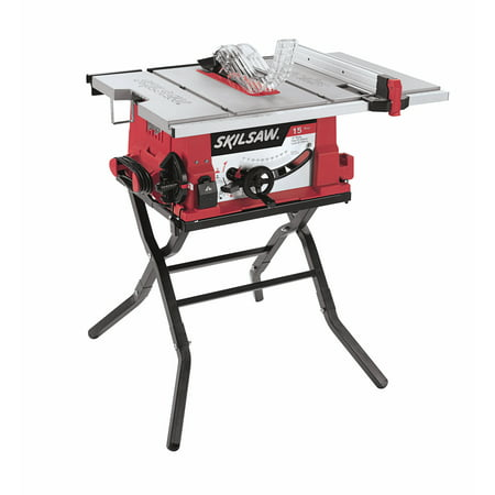 - SKIL 10-Inch Table Saw with Folding Stand, 3410-02