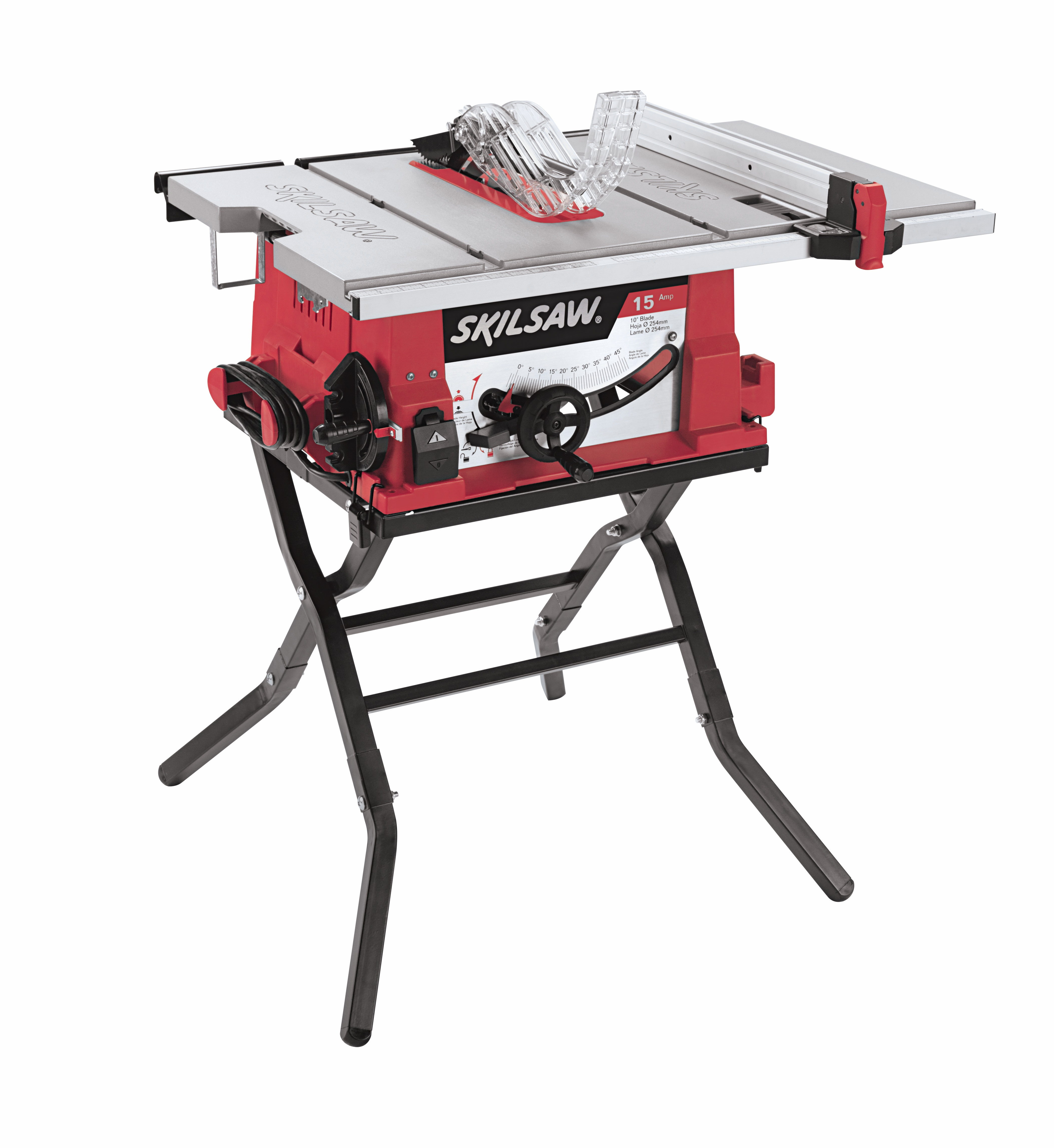 "10"" Table Saw w/ Folding Stand"